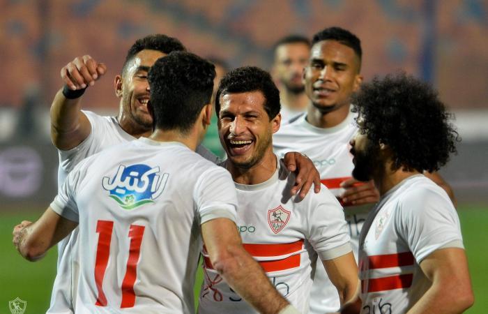بث مباشر.. مباراة الزمالك ومولودية الجزائر في دوري أبطال أفريقيا