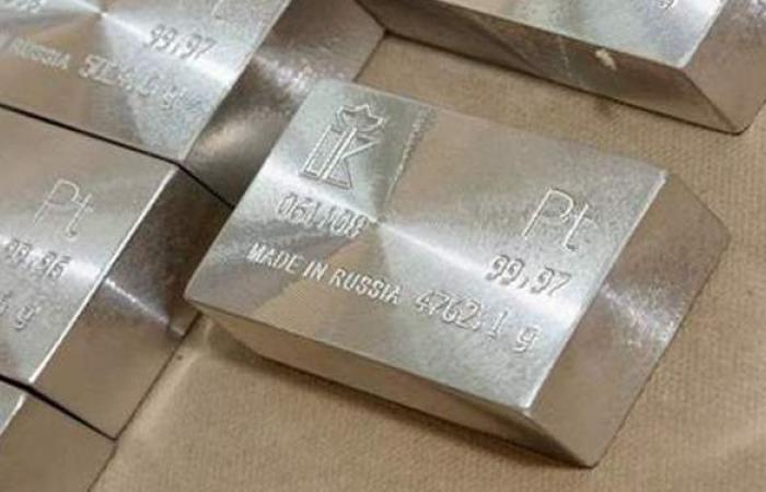 نادي نجيب: البلاديوم يدخل في تشكيل الذهب وتحويله للأبيض