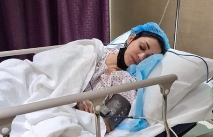 ديانا حداد تجري عملية جراحية .. وشقيقتها تطمئن الجمهور