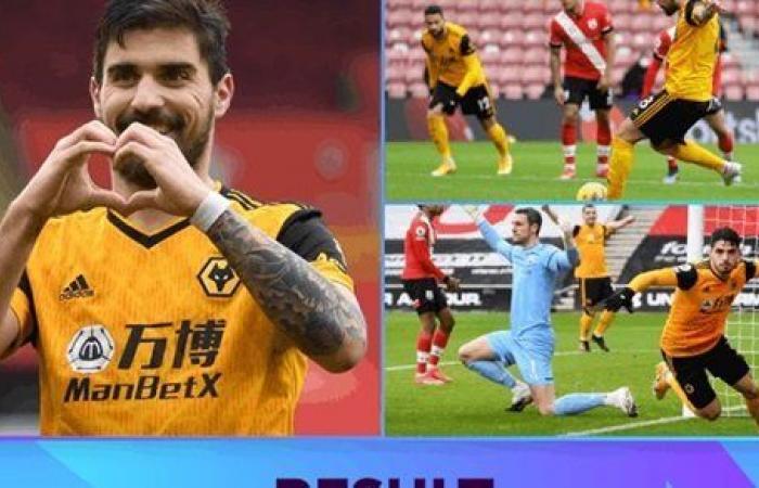 الدوري الإنجليزي.. وولفرهامبتون يقلب الطاولة ويفوز 2 - 1 على ساوثهامبتون