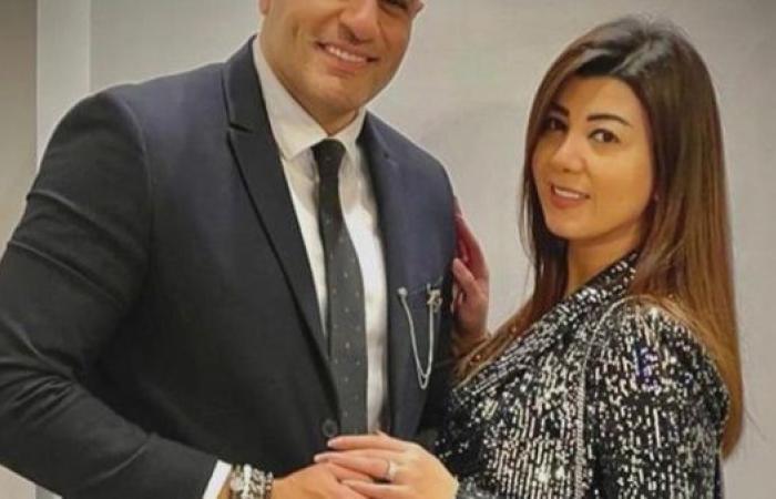 بهذه الطريقة.. محمد نور يُهنئ زوجته ومحبيه بعيد الحب