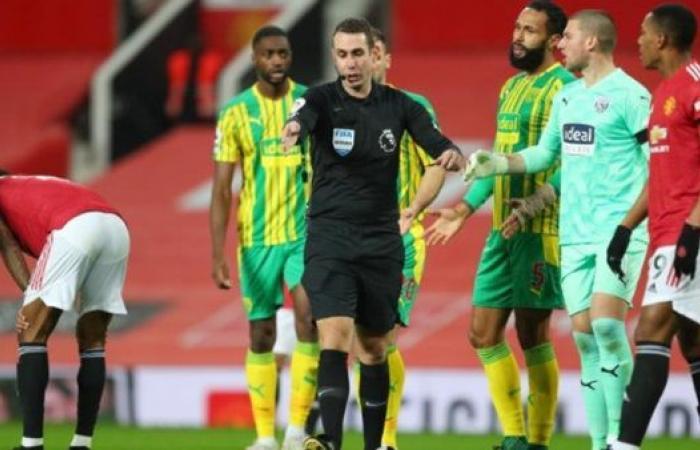 سولسكاير يعلن تشكيلة مانشستر يونايتد لمواجهة وست بروميتش ألبيون في الدوري الانجليزي