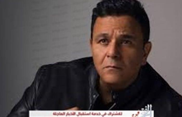 محمد فؤاد يتقدم ببلاغ للنائب العام لحذف أحد أغانيه