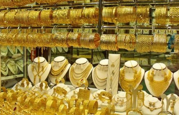 أسعار الذهب في الأسواق المصرية اليوم الإثنين 15-2-2021