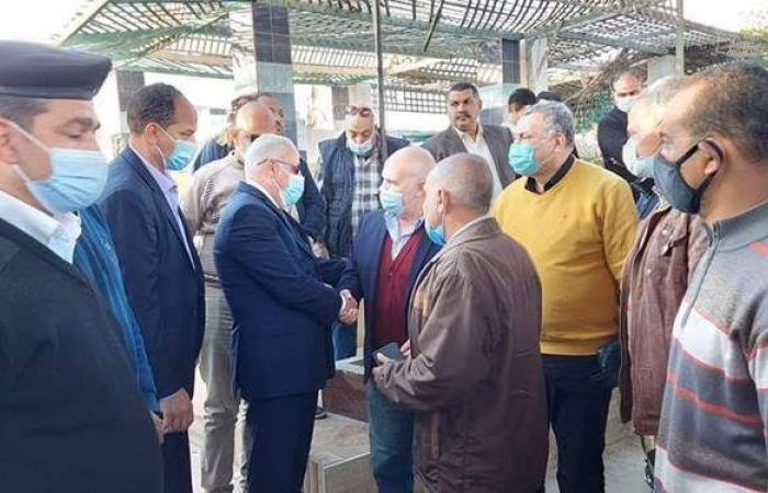 محافظ بورسعيد عن البدري فرغلي: تظل ذكراه عطرة وجهوده خالدة