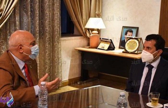 مصر قبلة البطولات .. صبحي: نستعد لاستضافة بطولة العالم للرماية على أعلى مستوى