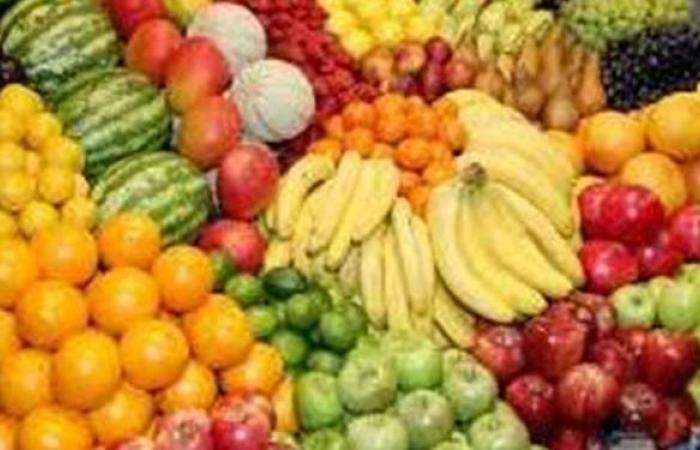 أسعار الفاكهة اليوم الإثنين 15-2-2021 في مصر