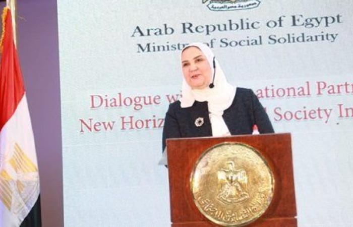 في لقاء مع 130 هيئة دولية.. القباج: نسعى لتقديم كل سبل الدعم للمجتمع المدني