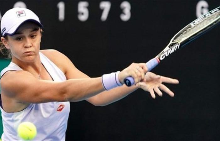 بارتي تتأهل لدور الثمانية في بطولة أستراليا المفتوحة