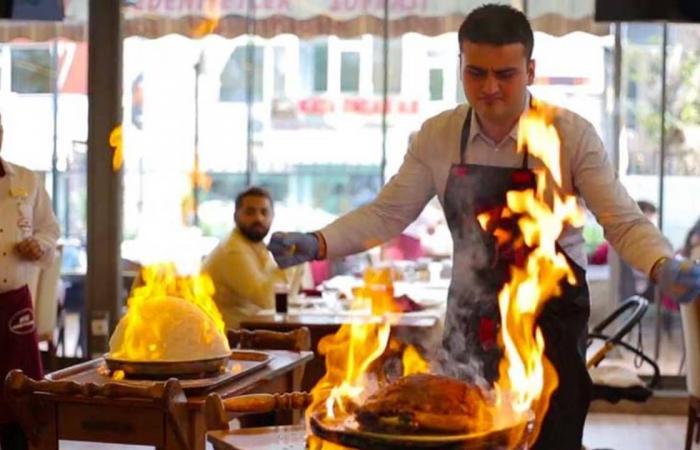 الإمارات تغلق مطعم الشيف التركي الشهير بوراك في دبي