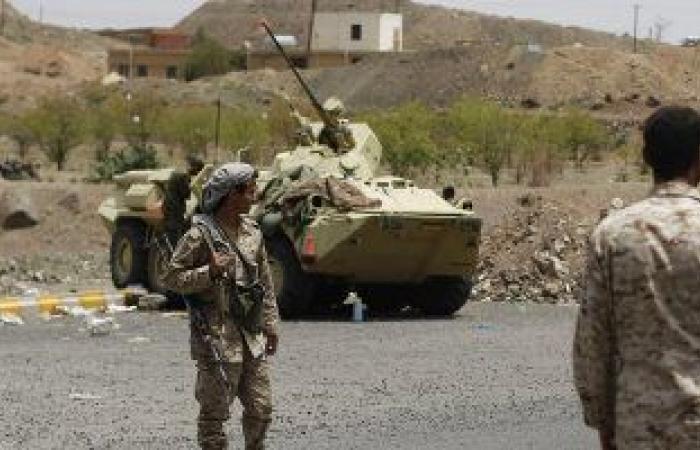 الجيش اليمنى: طيران التحالف يدمر تعزيزات كانت فى طريقها للحوثيين غرب مأرب