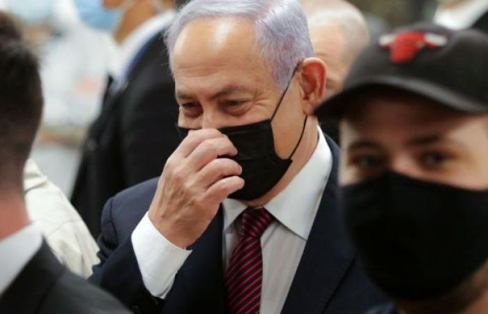 قصف جبهة... نتنياهو يشهر بخصومه في نصف دقيقة... فيديو