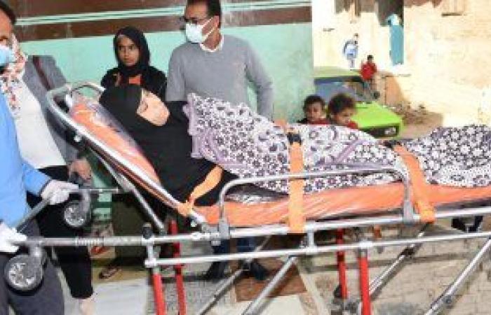 وزيرة الصحة: نقل سيدة تعانى من شلل نصفى لمستشفى الشيخ زايد للعلاج على نفقة الدولة