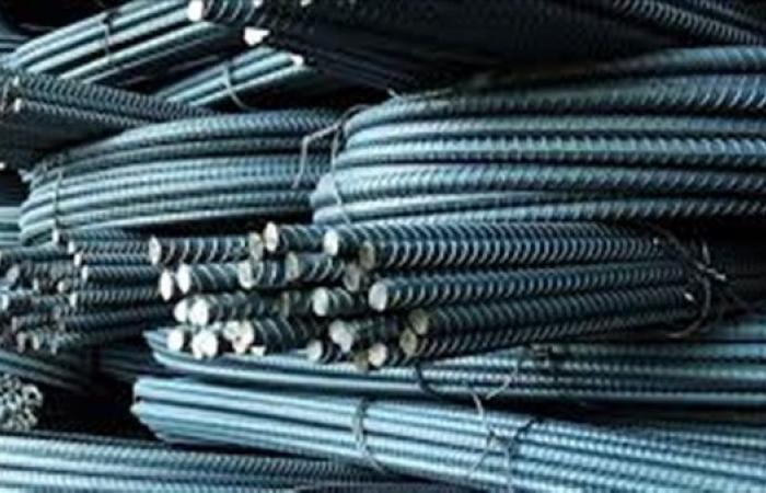 أسعار طن الحديد في السوق المصري اليوم الاثنين 15-2-2021