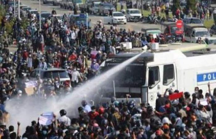 للمرة الثانية.. انقطاع الإنترنت في ميمانمار بسبب الاحتجاجات المستمرة