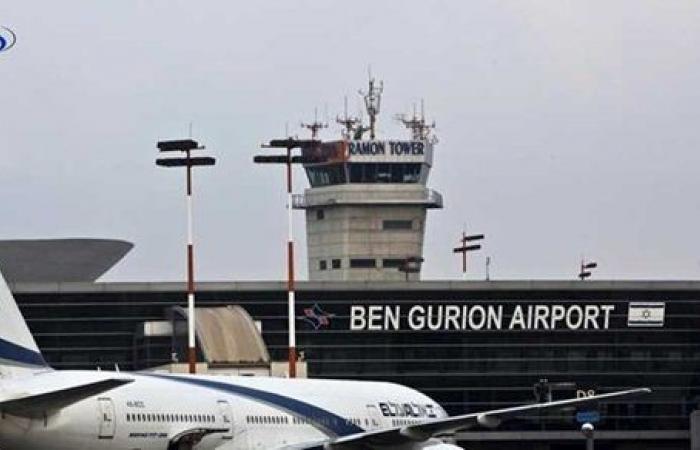 عودة جزئية لتشغيل أكبر مطار في إسرائيل خلال أيام