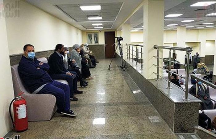 شاهد أول صور لتطوير معهد الأورام بعد مرور أكثر من عام على الحادث الإرهابى
