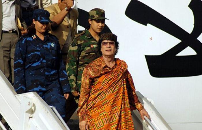 قذاف الدم يكشف تفاصيل مختلفة عن نهاية القذافي والمتورطين في استهدافه