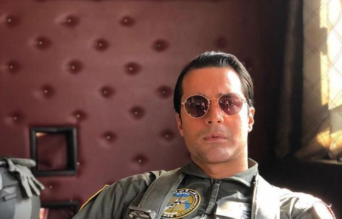 أحمد حاتم يكشف عن اسم شخصيته فى فيلم السرب وأول صورة له من الكواليس