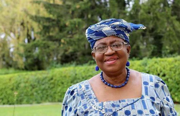 """""""نغوزي إيويلا"""" أول امرأة إفريقية تتقلد منصب مدير عام منظمة التجارة العالمية"""