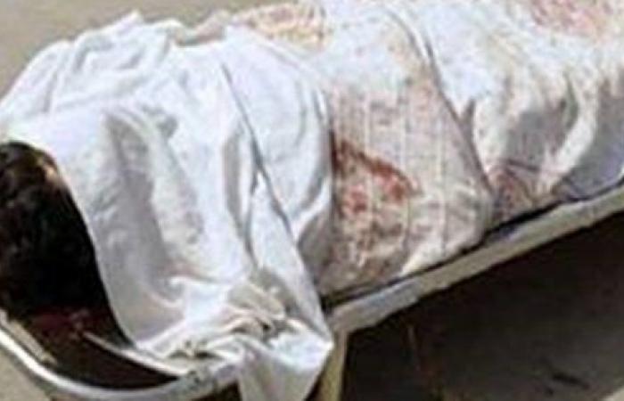 ندب الطب الشرعي لتشريح جثة مسن ذبحه نجله في الخانكة