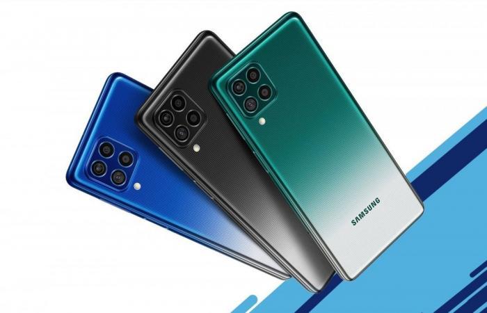 سامسونج تعلن رسمياً عن هاتف Galaxy F62 بقدرة بطارية 7000 mAh