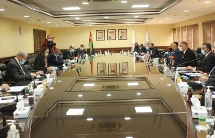 الأردن والعراق يبحثان تسريع إجراءات إقامة المدينة الاقتصادية المشتركة