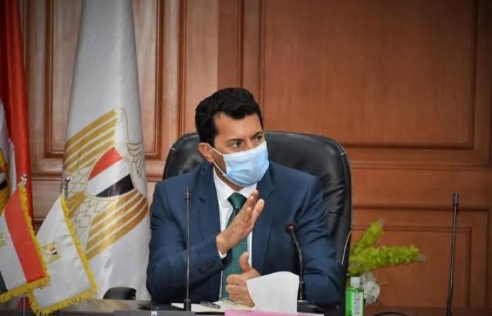 عاجل.. وزير الرياضة يعلن اقتراب انتهاء أزمة نادي الزمالك