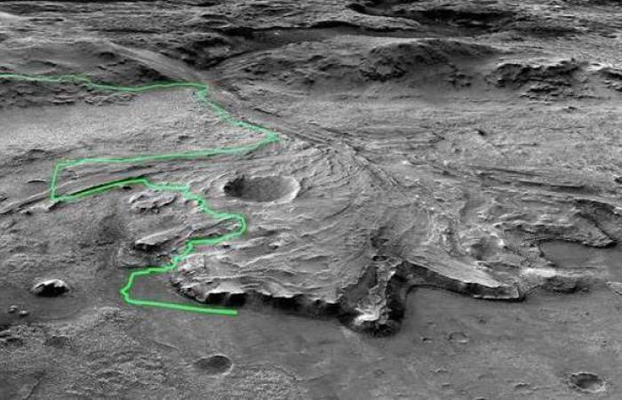 7 دقائق من الرعب.. موعد الهبوط التاسع لـ ناسا على المريخ