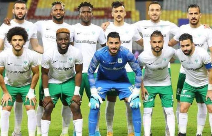 29 لاعبا بمعسكر المصري استعدادا لسموحة بالدوري