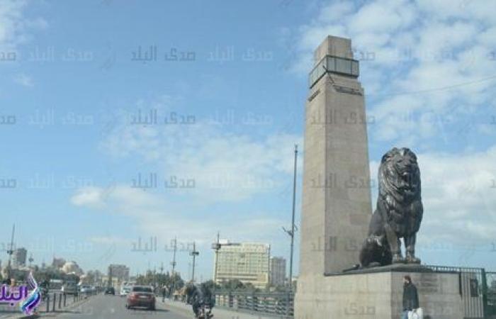 شاهد.. تحسن كبير للأحوال الجوية فى القاهرة