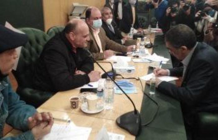 ضياء رشوان يتقدم بأوراق ترشحه لمنصب نقيب الصحفيين