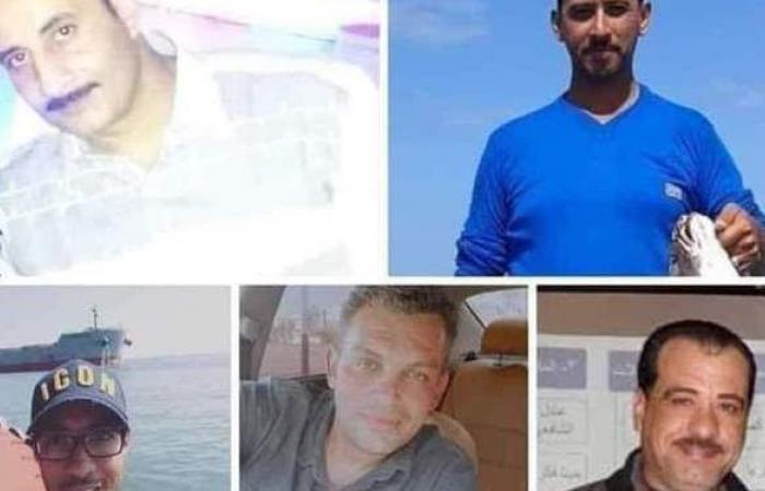 """صور ضحايا """"لقمة العيش"""" في اللنش الغارق ببورسعيد"""