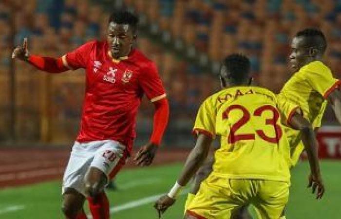 سلبية مسحة كورونا للاعبي الأهلي قبل رحلة تنزانيا
