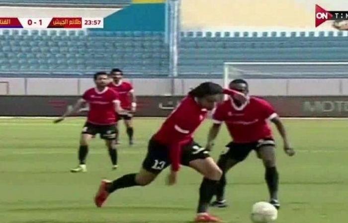 طلائع الجيش يتأهل لدور الـ 16 بكأس مصر