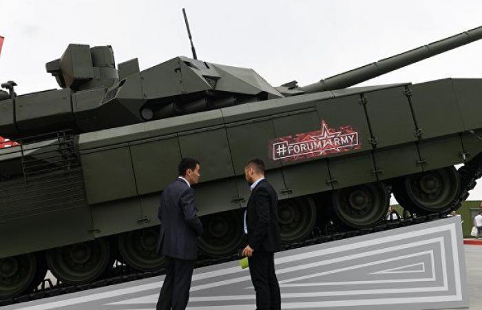 روسيا تقدم للعالم آلية تجمع بين قدرات 3 وحدات عسكرية