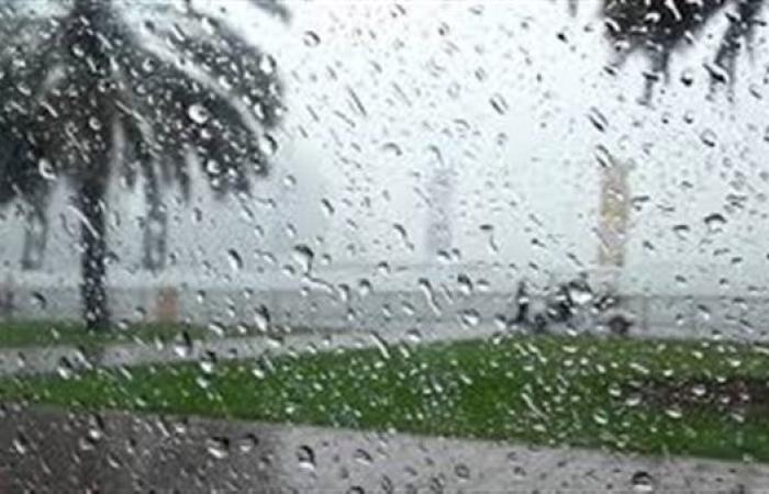 غدا.. ارتفاع طفيف بدرجات الحرارة وأمطار خفيفة على القاهرة