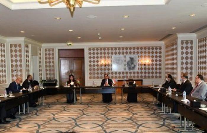 مجموعة العمل المصرية الأردنية تناقش مشروعات التعاون في البترول والغاز