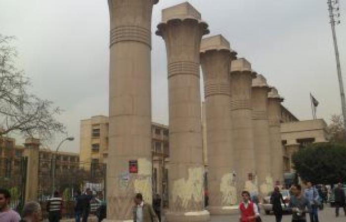 """""""تعليم الكبار"""" تكرم طلاب جامعة عين شمس لحصولها على المركز الأول فى محو الأمية"""