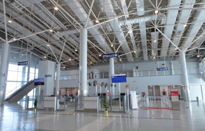 الجاسر : مطار عرعر مهيأ لخدمة أكثر من مليون مسافر سنويًا