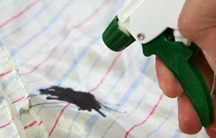 بـ 3 طرق.. كيفية إزالة الحبر من الملابس