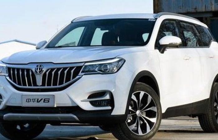 سعر ومواصفات بريليانس V6 موديل 2021 في السوق المصري.. صور