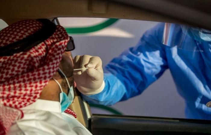 وزارة الصحة: 2549 إصابة نشطة.. والحالات الحرجة 497