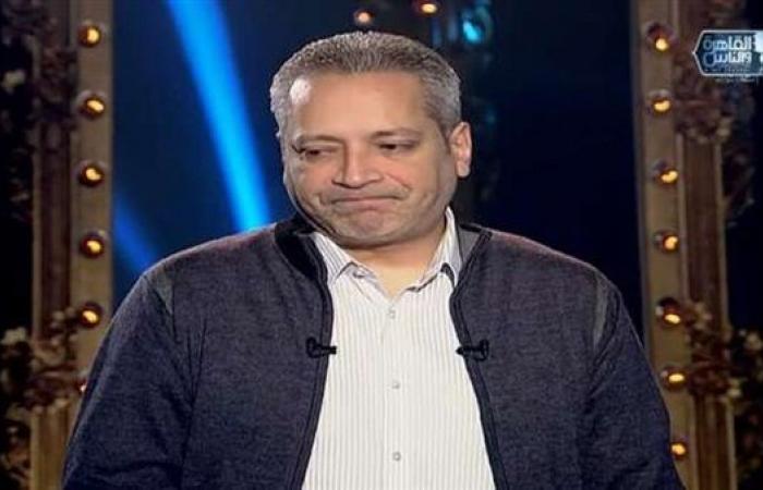 """قرار عاجل من """"الإعلاميين"""" بشأن تامر أمين"""