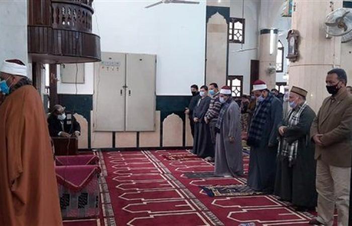 افتتاح 14 مسجدا في الفيوم