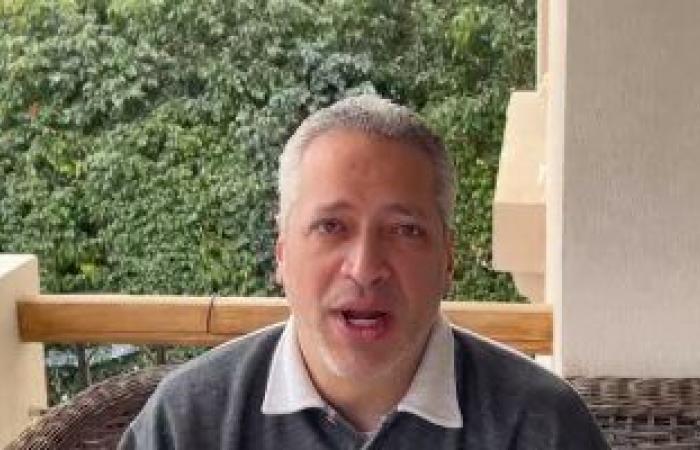 الإعلاميين تقرر إيقاف تامر أمين عن ممارسة العمل الإعلامى وإحالته للتحقيق