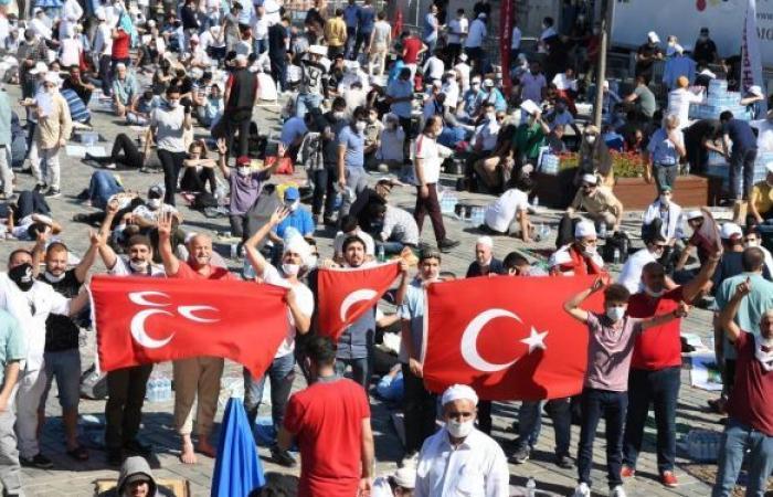 أردوغان: تركيا تواجه مخاطر التراجع السكاني ولن نسمح بذلك