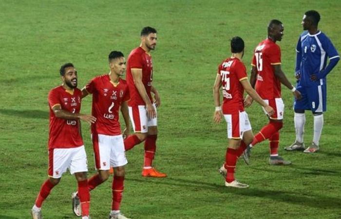 عاجل.. موسيماني يعلن قائمة الأهلي لمواجهة سيمبا التنزاني في دوري أبطال أفريقيا