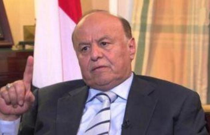 رئيس اليمن يتسلم أوراق اعتماد سفراء عدد من الدول