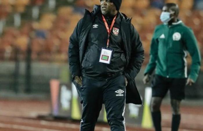 موسيماني يحذر لاعبي الأهلي من سيبما التنزاني ويطالبهم بنتيجة إيجابية